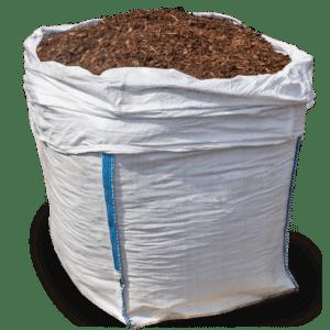Pinienmulch im Big Bag 1000 l